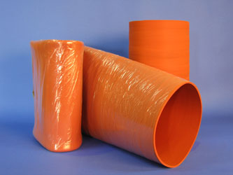 Red Silicone Rubber Tubing